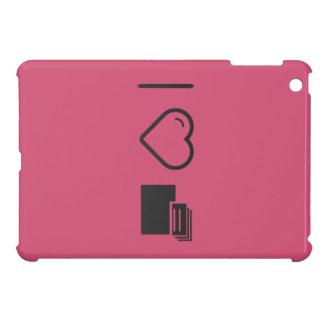I Love Data Scans iPad Mini Case