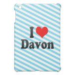 I love Davon iPad Mini Cases