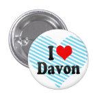 I love Davon Pin