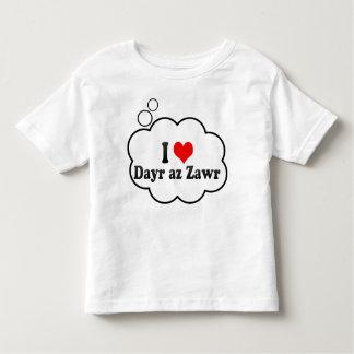 I Love Dayr az Zawr, Syrian Arab Republic Tee Shirt