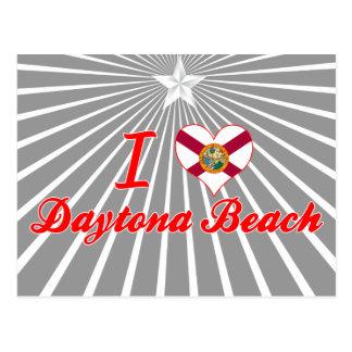 I Love Daytona Beach, Florida Post Card