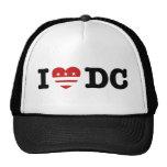 I Love DC Cap