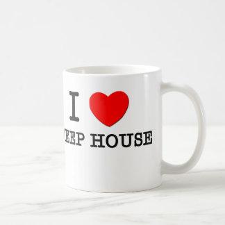 Deep house music mugs deep house music coffee travel for I love deep house music
