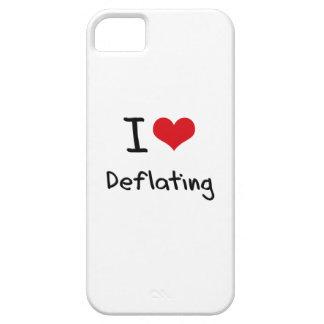 I Love Deflating iPhone 5 Covers