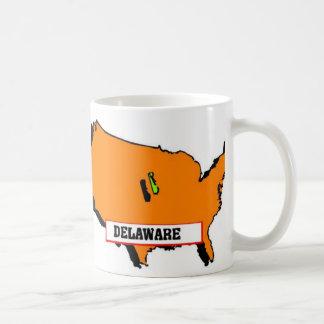 I Love Delaware Coffee Mug