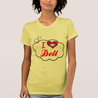 I Love Dell, Arkansas Tee Shirts