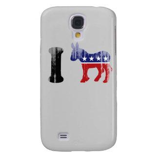 I Love Democrats 1 Faded.png Galaxy S4 Cover