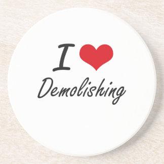 I love Demolishing Coaster