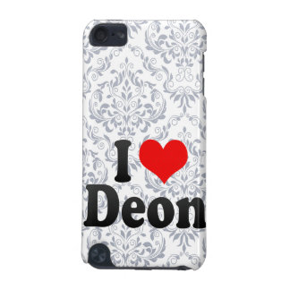I love Deon iPod Touch (5th Generation) Cover