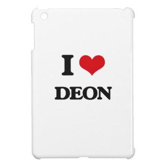 I Love Deon iPad Mini Cases