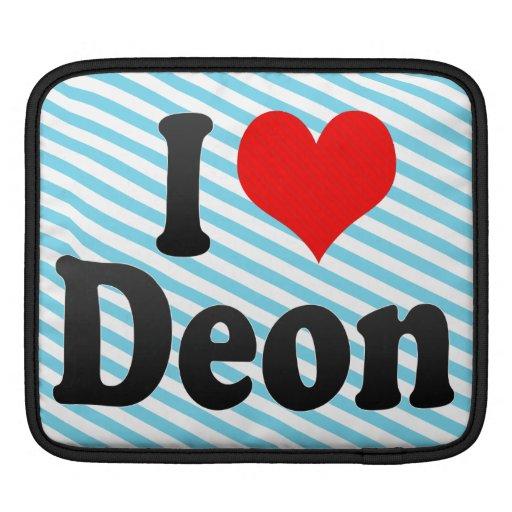 I love Deon Sleeve For iPads