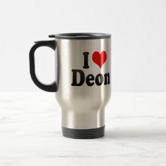 I love Deon Mugs