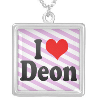 I love Deon Custom Jewelry