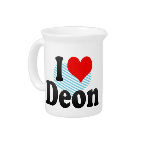 I love Deon Pitcher
