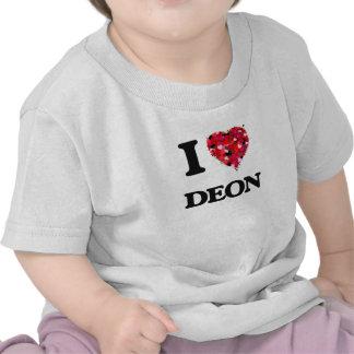 I Love Deon Tee Shirt