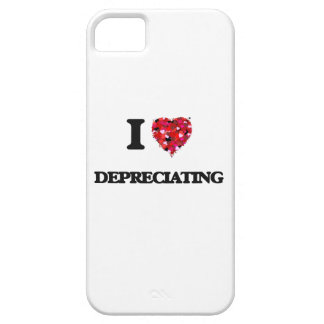 I love Depreciating iPhone 5 Cover