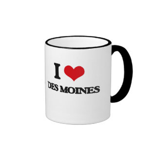 I love Des Moines Coffee Mugs