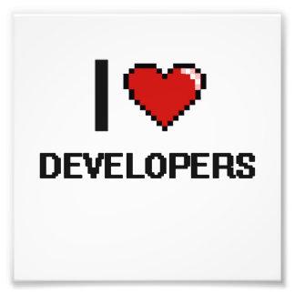 I love Developers Photo
