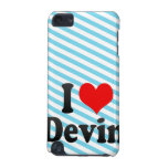 I love Devin iPod Touch 5G Cases
