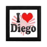 I love Diego Jewelry Boxes