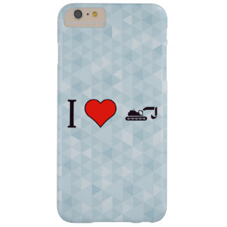 I Love Digging It Deeper Barely There iPhone 6 Plus Case