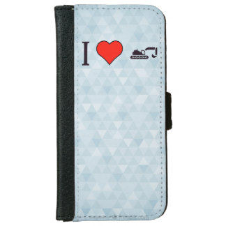I Love Digging It Deeper iPhone 6 Wallet Case