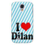 I love Dilan Samsung Galaxy S4 Cover
