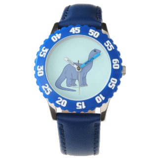 I Love Dinosaurs: Apatosaurus Wrist Watch