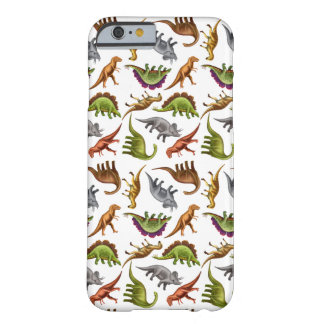I Love Dinosaurs iPhone 6 Case Barely There iPhone 6 Case