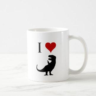 I Love Dinosaurs - T-Rex Mug
