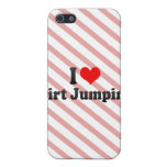 I love Dirt Jumping Cover For iPhone 5