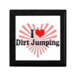 I love Dirt Jumping Jewelry Box