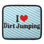 I love Dirt Jumping MacBook Sleeve