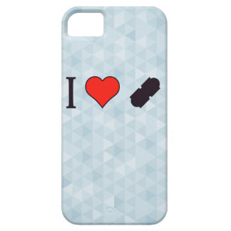 I Love Discount Coupons iPhone 5 Cover