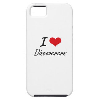 I love Discoverers Tough iPhone 5 Case