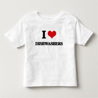 I love Dishwashers Shirts