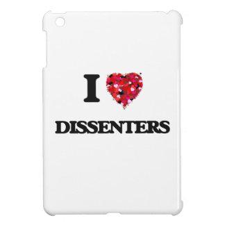 I love Dissenters iPad Mini Cover