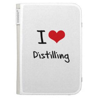 I Love Distilling Kindle Keyboard Case