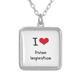 I Love Divine Inspiration Pendant