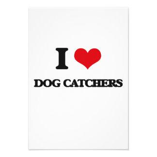 I love Dog Catchers Custom Invites