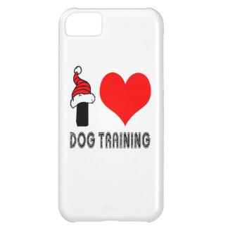 I Love Dog Training Design Case For iPhone 5C