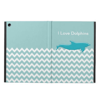 I love Dolphins iPad Air Cases