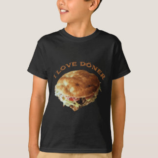 I Love Döner T-Shirt