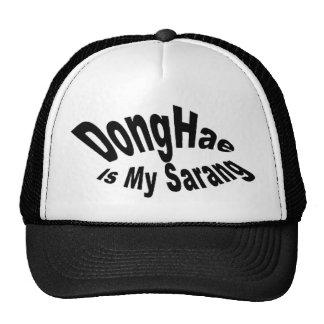 I love DongHae Cap