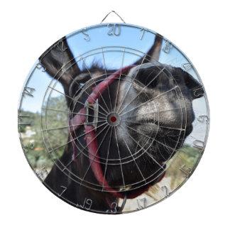 I Love Donkeys! Dartboard