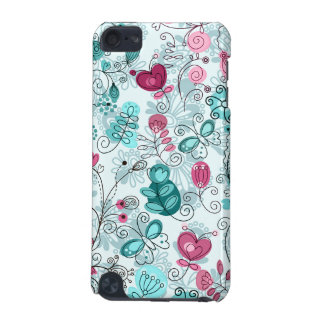 i love doodles iPod touch 5G cover