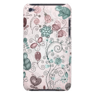 i love doodles iPod touch cover