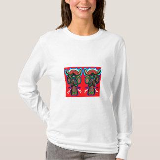 I love Double Bull T-Shirt