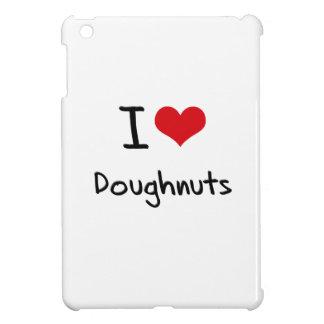 I Love Doughnuts iPad Mini Covers