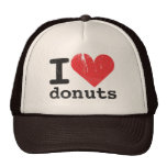 I love doughnuts Trucker Hat
